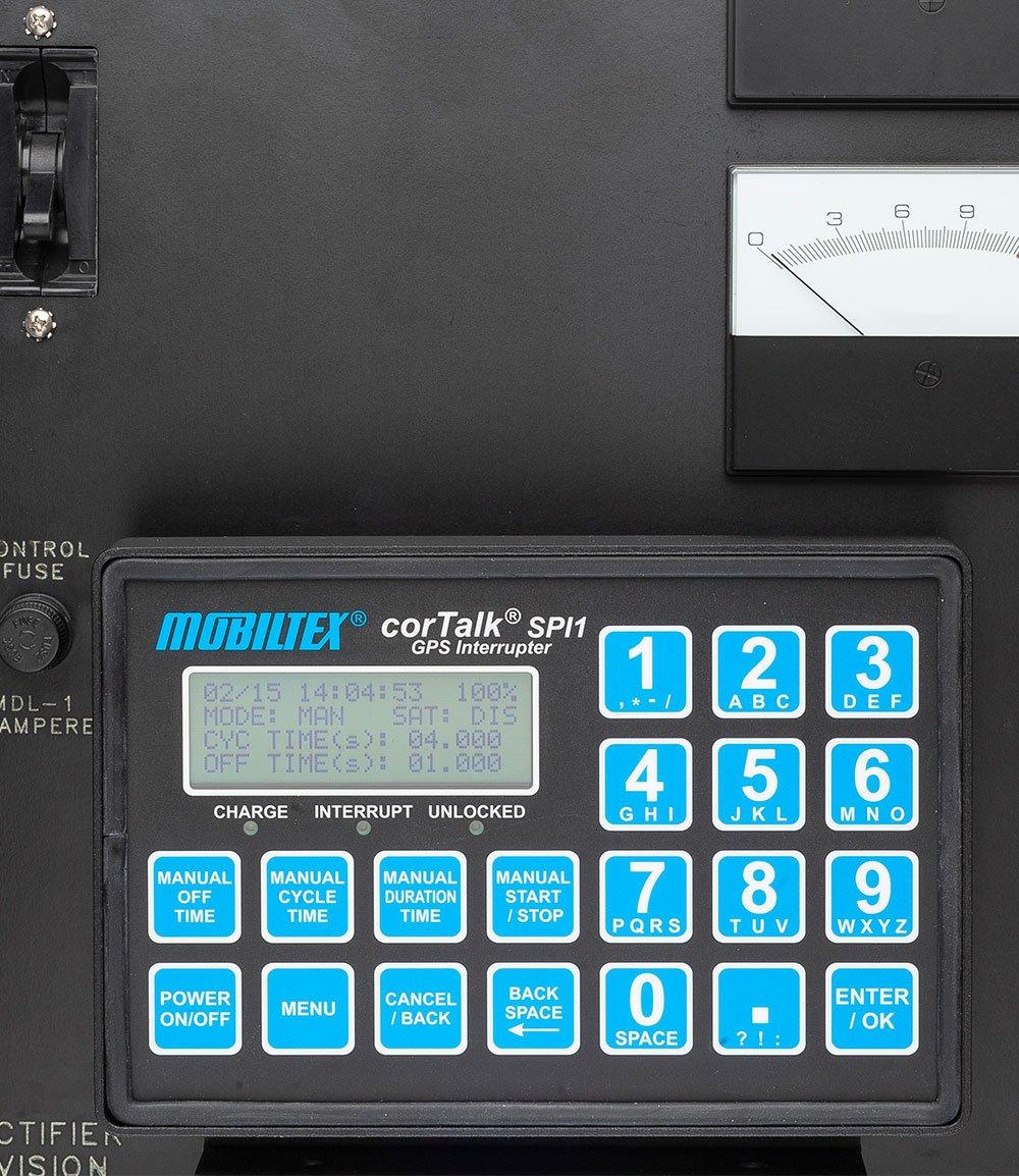 Photo of In-Situ black SPI1-SDL device for GPS interruption