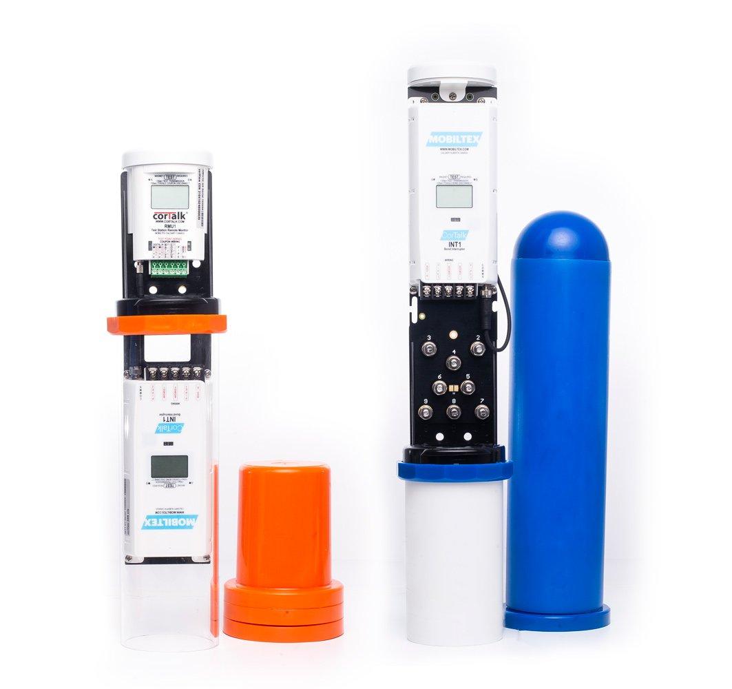 Mobiltex CorTalk RMU1+INT1 remote monitor cathodic protection