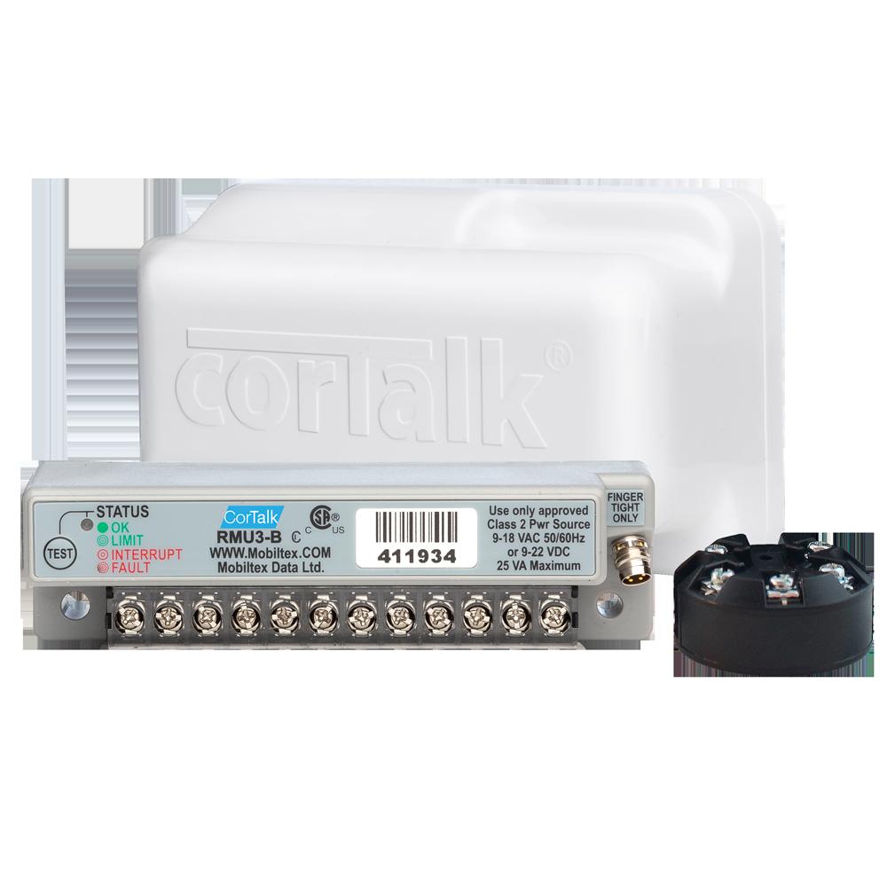 Mobiltex-RMU3+TS1 temperature sensor