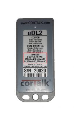 uDL2 measurement ranges